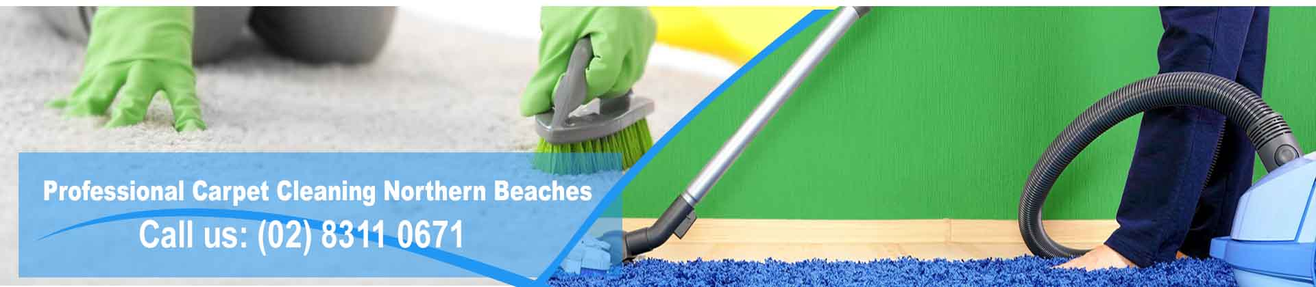 Professional Carpet Cleaning Northern Beaches